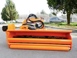 beitepusser tung kantklipper for traktorer alce 180