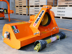 slagleklipper for kompakte traktorer 100cm japanske traktorer ape 100