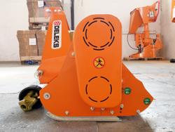 slagleklipper til kompakt traktorer 120cm lince 120