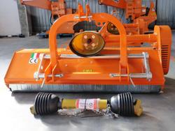 slagleklipper 120cm med justerbar sideforskydning flerbruks med hammerslagle lince sp120