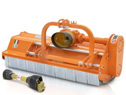 slagleklipperen 140cm betepudser med justerbar sideforskyvning til traktorer med 30 70hk leopard 140 sp