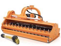 slagleklipperen betepusder med justerbar sideforskydning for traktorer toro 200