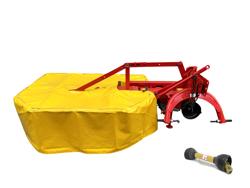 rotorklipper for traktorer dfr 135 mini