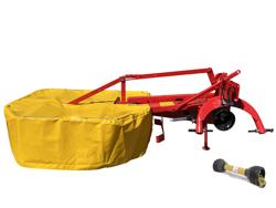 rotorklipper for traktorer dfr 135
