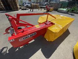 rotorklipper for traktorer dfr 165