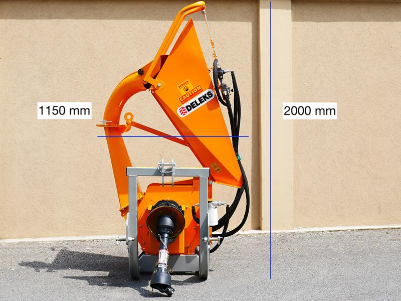 bio-tromle-flishugger-til-traktor-dk-1300