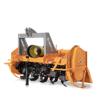 tung jordfræse til tyngere traktorer med 3 punkts fæste