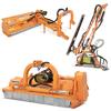 slagleklippere med hammerslagler til traktorer slagleklippere med justerbar sideforskydning kantklippere hydrauliske hækklippere græsslåmaskine