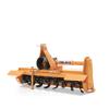 let jordfræser til små traktorer med manuel sideforskyvning
